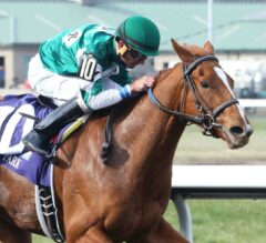 Purely a Dream Earns Trip to Kentucky Oaks with G3 Bourbonette Win