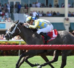 Dream Dancing Nails Coasted at Wire in G3 Herecomesthebride