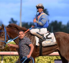 Castellano Targets Kentucky Derby Victory With Gunnevera