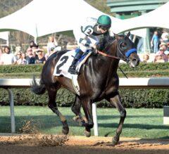 Mor Spirit Too Good in $250,000 Essex Handicap