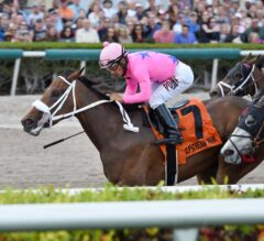 Miss Sky Warrior Possible for Kentucky Oaks After G2 Davona Dale Win