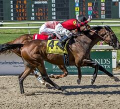 Honorable Duty Nails Breaking Lucky at Wire to Win G2 New Orleans Handicap