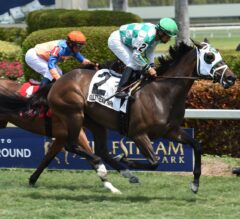 Summersault Rolls Late to Win in G3 Orchid
