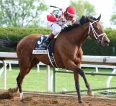 Unbridled Mo Holds off Power of Snunner to Win G3 Doubledogdare