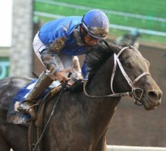 Watershed Surges Late to Win G3 Ben Ali