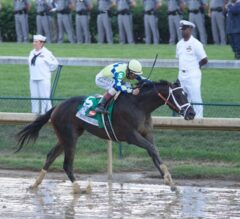 The Saratoga Skinny: Dandy Match Race