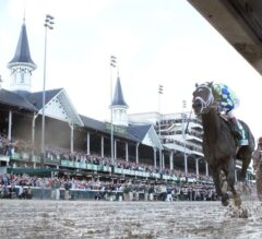 How We Hit the Kentucky Derby Trifecta