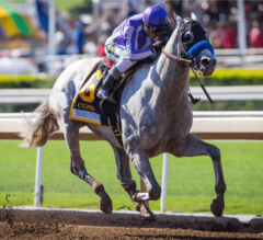 Cupid Returns With Convincing Win in G1 Gold Cup at Santa Anita