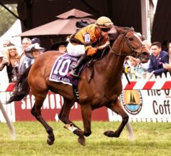 Cambodia Earns First Stakes Win in G3 Gallorette