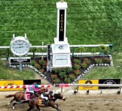 Shaman Ghost Grinds Down Stablemate Dolphus in G3 Pimlico Special