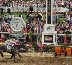 Cloud Computing Nails Classic Empire to Win Preakness, Always Dreaming Fades