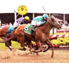 Whitmore 'Closes Like a Freight Train' to Win G3 Maryland Sprint