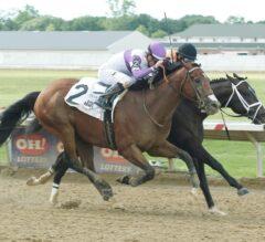Irap Edges Girvin to Win G3, $500,000 Ohio Derby