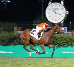 Sweeping Paddy Draws Away in Impressive G3 Regret Stakes Win