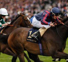 Royal Ascot Day 5 Recap: The Tin Man Wins Thrilling G1 Diamond Jubilee