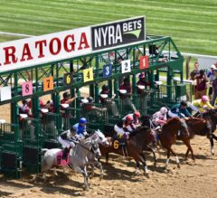 2017 Saratoga Opening Day Photo Journal
