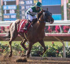 Accelerate Upsets Arrogate in G2 San Diego Handicap Rout