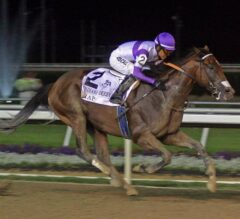 Irap Proves Strongest in G3 Indiana Derby
