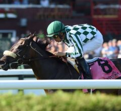 Morticia Crowned Queen in Coronation Cup