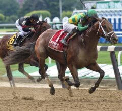 Keen Ice Upsets Shaman Ghost in Stretch to Win G2 Suburban
