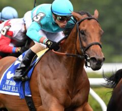 Lady Eli Raises the Roof at the Spa with Dramatic G1 Diana Triumph