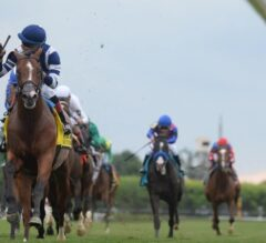 Oscar Performance Leads Every Step to Win G1 Belmont Derby