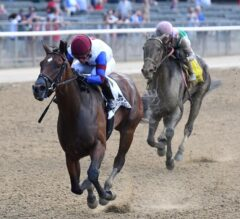 Unchained Melody Turns Away Lockdown in Impressive G2 Mother Goose