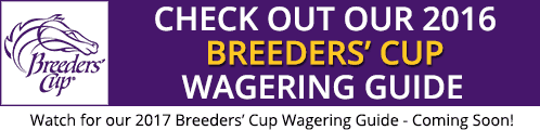 Breeders' Cup Wagering Guide