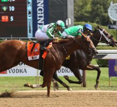 By the Moon Beats Em All in G1 Ballerina