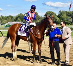 American Gal Defeats Her Ex in G1 Test