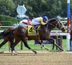 Forever Unbridled Nips Songbird in G1 Personal Ensign