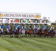 Pick 4 to Score: Arlington Million Sequence