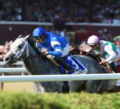 Zennor Charges to the Wire, Takes $100,000 Lure