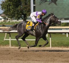 Pavel Passes the Test in G3 Smarty Jones