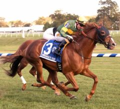 Just Howard Wins Fourth Straight In G3 Commonwealth Derby