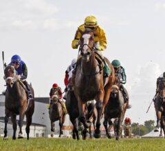 Lull Back to Winner's Circle in $350,000 Ladies Sprint