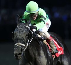 Pinch Hit Holds On Tightly For Victory in $100,000 Dogwood