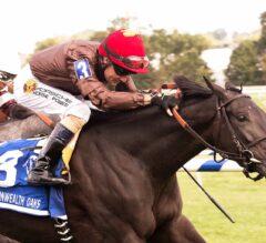 Rymska Returns To Glory In G3 Commonwealth Oaks