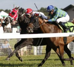 Sir Dudley Digges Digs Deep, Wins $150,000 Old Friends