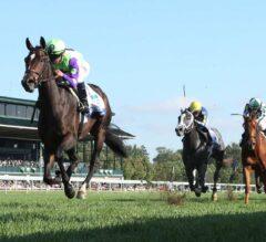 Rushing Fall Rallies Furiously For G3 Jessamine Glory