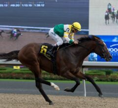 Tiz a Slam Turns Tables On Holy Helena In G3 Ontario Derby