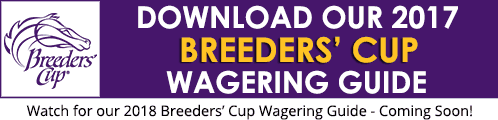 2017 Breeders' Cup Wagering Guide