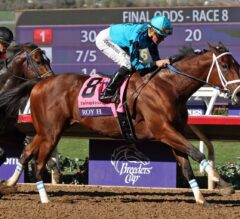 Roy H Wins TwinSpires Sprint