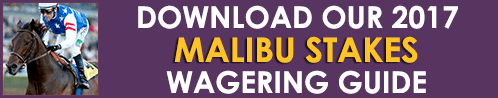 Malibu Stakes Wagering Guide