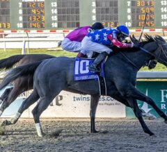 Stronger Than Ever Springs Upset In $150,000 Silverbulletday