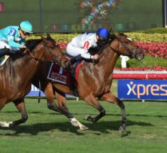 Heart to Heart Finally Clinches G1 Gulfstream Park Turf