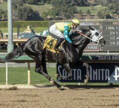 Longshot Lombo Lays Down The Law In G3 Robert B. Lewis