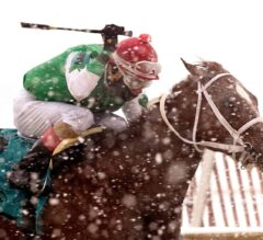 Weather Doesn't Stop Ms Locust Point In G2 Barbara Fritchie