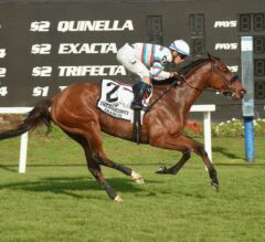 Dona Bruja Fires Fresh In G3 Endeavour