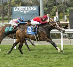 River Boyne Makes It Three Straight In $200,000 Pasadena